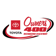 TOYOTA OWNERS 400 logo