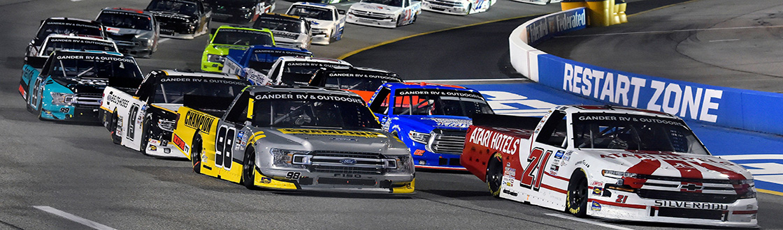 NASCAR CAMPING WORLD TRUCK SERIES RACE image